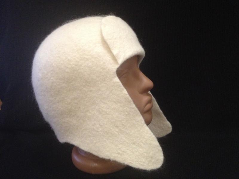 Свалять шапку из шерсти мастер класс