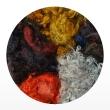 шелковые нити ручного крашения от Оливер Твист (Oliver Twist )