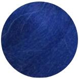 шерсть Wensleydale синяя