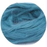 льняные волокна темно голубой