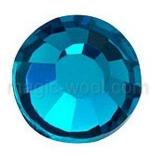 стразы DMС SS10 (3,0 мм) Blue zircon