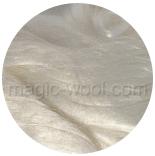 другие шелк и неокрашенные волокна вискоза белая