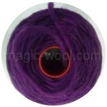 Шерстяной шнур фиолетовый
