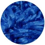 шелк Maulbeer окрашенный Германия насыщенно синий