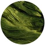 шелк Maulbeer окрашенный зеленый
