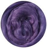 шелк Maulbeer окрашенный светло фиолетовый