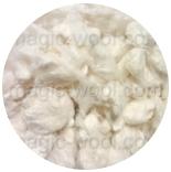 другие шелк и неокрашенные волокна шёлковые коконы размягченные