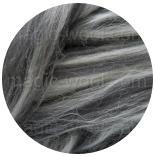 многоцветный бленд (микс)  18 мкм 70% шерсть+ 30%шелк tussah фотография