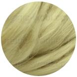 бленд(микс) в тон шерсти 18 мкм 70%мериноса + 30%шелк tussah шалфей