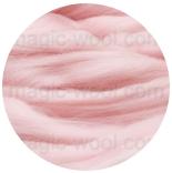 меринос 21 мкм Германия бледно-розовый