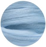 меринос 21 мкм Германия небесно-голубой