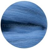 меринос 21 мкм Германия темно-голубой