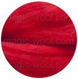 меринос 21 мкм Германия ярко-красный