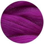 меринос 21 мкм Германия фиолетово баклажановый