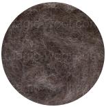 новозеландская кардочесанная шерсть (Латвия) 27мкм коричневый меланж К1116