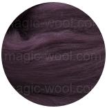 aвстралийский меринос фабрики DHG Италия 18 мкм пурпурный