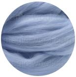 aвстралийский меринос фабрики DHG Италия 18 мкм ярко голубой