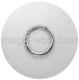 Крепления, соединительные элементы, рамки, кольца и т. д. кольцо разъемное 25мм никель