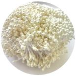 тычинки для цветов слоновая кость