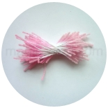 тычинки для цветов розовый сахар