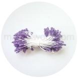 тычинки для цветов фиолетовые