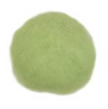 мериносовый кардочес (Италия) extrafine 18мкм кардочес хлорофил