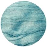 шелк Tussah цветной вода (water)