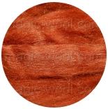 шелк Tussah цветной ржавчина