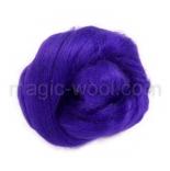 шелк Tussah цветной павлин