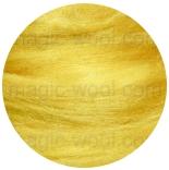 шелк Tussah цветной солнце (sun)