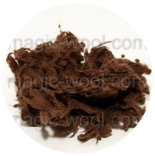 слабсы шерстяные окрашенные слабсы шоколад