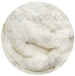 другие шелк и неокрашенные волокна очес шелка малбери