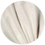 префельт 80% шерсть + 20% шелк префельт(80%) + шелком малбери (20%) белый