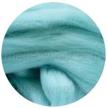 бленд(микс) в тон шерсти 18 мкм 70%мериноса + 30%шелк tussah бленд остров