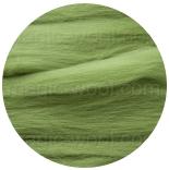 бленд(микс) в тон шерсти 18 мкм 70%мериноса + 30%шелк tussah бленд лист