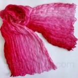 многоцветные шарфы 90см*150см шарф многоцветный 010