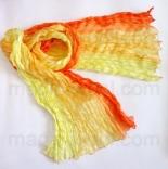многоцветные шарфы 90см*150см многоцветный шарф 015