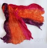 многоцветные шарфы 90см*150см многоцветный шарф 030