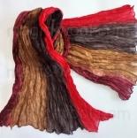 многоцветные шарфы 90см*150см многоцветный шарф 034