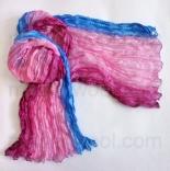 многоцветные шарфы 90см*150см многоцветный шарф 039