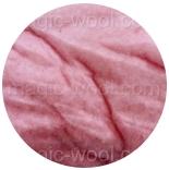 шерсть Bergschaf 29мкм розовый