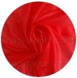 натуральный шелк 100% цветной понже 4.5 (эксельсиор) огненно-красный