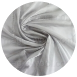 натуральный шелк 100% цветной понже 4.5 (эксельсиор) стальной