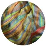 нейлон (nylon) волокна нейлона радуга