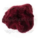 шелковые платки (mawata silk) окрашенные шелковые платк и (mawata silk) лесная ягода