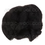 шелковые платки (mawata silk) окрашенные шелковые платки (mawata silk) черный