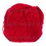 шелковые платки (mawata silk) окрашенные шелковые платки (mawata silk) огонь