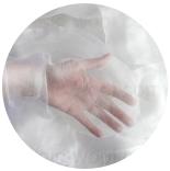 натуральный 100% шелк маргиланский газ-шелк разреженный 85см