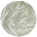 натуральный 100% шелк хлопок с шелком 09 молоко 140см