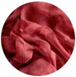 натуральный шелк 100% цветной газ шифон 3.5 красное вино